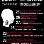 Giulianova - 25-30 giugno - Giornate contro la repressione