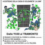 7 luglio - Giornata benefit Cassa di solidarietà La Lima
