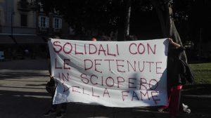 Comunicato di sospensione dello sciopero della fame