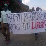 9 settembre 2019 - Da Foggia a Rosarno solo la lotta può fermare la repressione