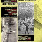 Roma: 14/11 Memoria arma viva. Serata benefit per la cassa di solidarietà La Lima