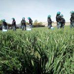 Bologna - Saluto al carcere della Dozza