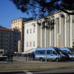 Processo Brennero: dichiarazione degli imputati davanti al Tribunale di Bolzano.