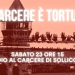 Il carcere è tortura - Presidio a Sollicciano