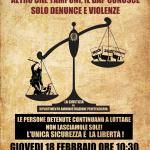 TUTTE E TUTTI DAVANTI AL DAP - Giovedì 18 febbraio 2020 - Ore 10.30
