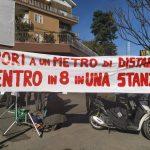 APPELLO ALLA CITTÀ-ASSEMBLEA IN PIAZZA VERSO L'8 MARZO  SABATO 27 FEBBRAIO ore 16,30 - Piazza Perestrello