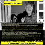 DAVANTI ALL'AMBASCIATA GRECA - Venerdì 12 febbraio ore 17:00