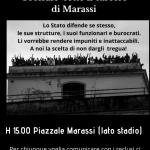 GENOVA: 27 febbraio h. 15.00 presidio al carcere di Marassi