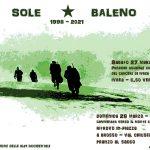 SOLE E BALENO: 1998 - 2021 - Sabato 27 e domenica 28 marzo